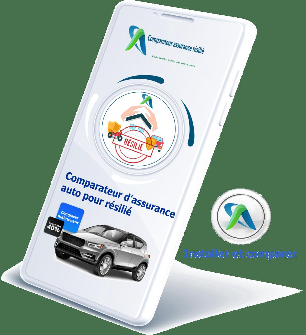 comparateur d'assurance auto pour résilié